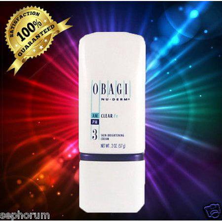 Obagi Nu Derm Clear FX Skin Brightening Cream, 2 (Obagi Nu Derm Clear Fx Skin Brightening Cream)