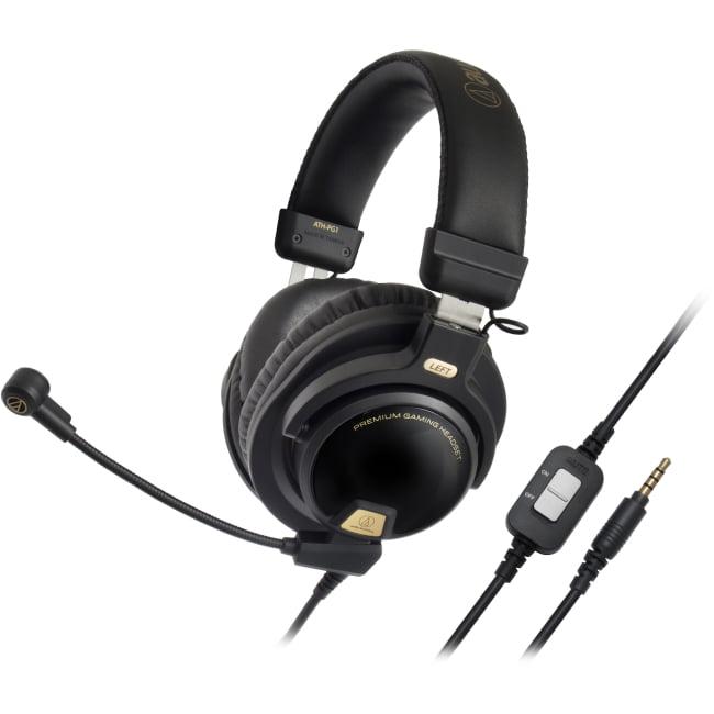Audio-Technica ATH-PG1 Closed Back Premium Gaming Headset