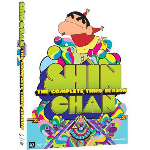 ShinChan: Season Three (Widescreen)
