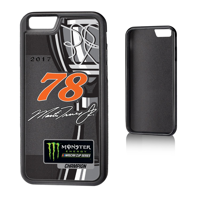 Martin Truex Jr. 78 2017 Nascar Championship iPhone 6 Bump Case