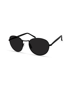 ED by Ellen Pantos Round Sunglasses (S-17)