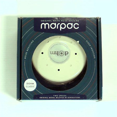 Refurbished Marpac Dohm-DS All Natural Sound Machine, (Marpac Dohm Ds All Natural Sound Machine White)