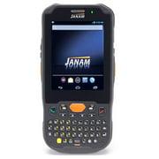 Janam XM5 Windows Embedded Handheld 6.5 1D Laser Scanner WWAN WLAN GPS HF RFID Bluetooth Camera 4000MAH Numeric