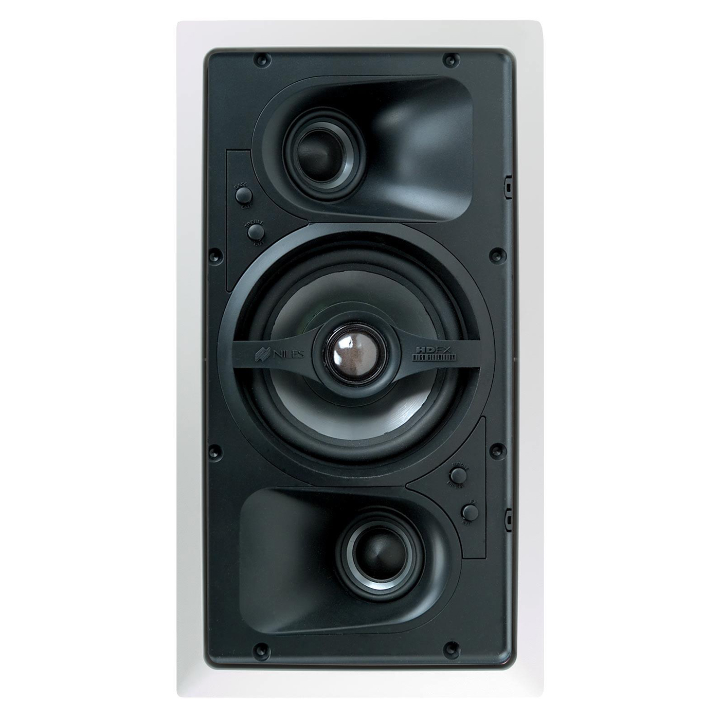 Niles HDFX High Definition In-Wall Loudspeaker - Pair (White)