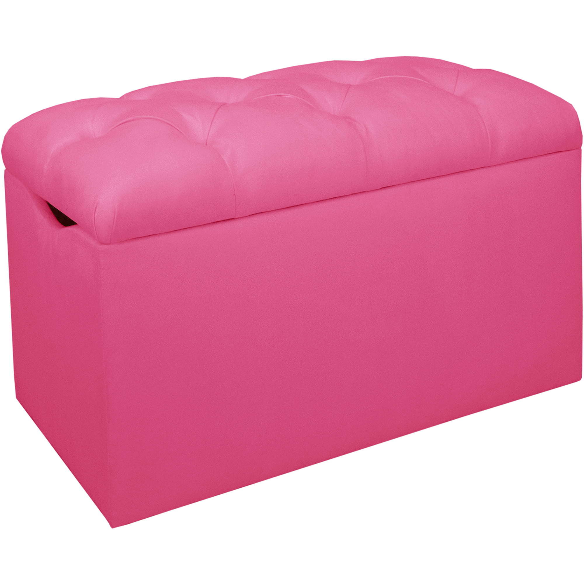 Kinfine USA Large Tufted Storage Bench Walmart.com. Full resolution  image, nominally Width 2000 Height 2000 pixels, image with #290604.