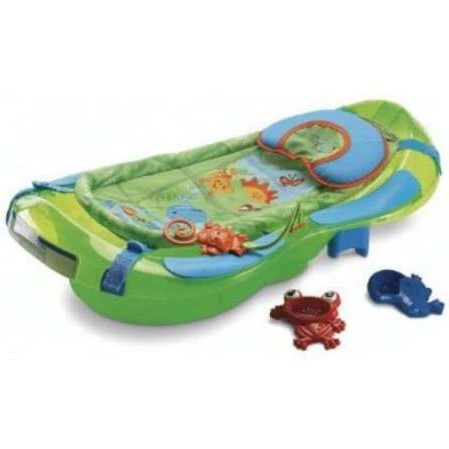 Fisher Price Rainforest Bath Center by Fisher-Price