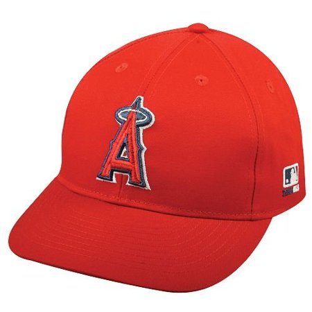 Anaheim Angels Cap - Anaheim Angels of Los Angeles Adult MLB Licensed Replica Cap/Hat