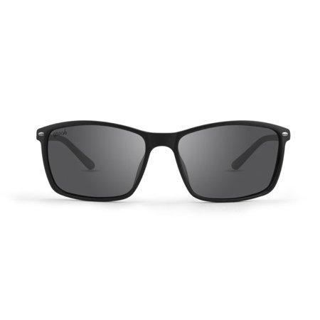 - New Epoch Eyewear 11 Polycarbonate Classic Black Frame Sunglasses