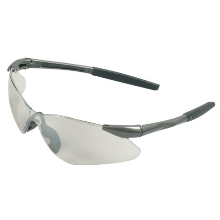 Jackson 29112 Nemesis VL Safety Glasses Gun Metal Frame Indoor/Outdoor Lens, 1 Pair, CVPKG Polarized Jackson Metal Smoke Equalizer Black Mirrored safety Wesson.., By Jackson Safety Ship from