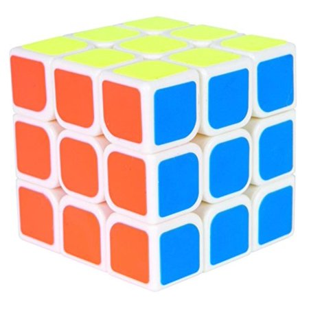 Toys Quick Cube 3 x 3 Puzzle, No oil needed; see the difference right out of the package By