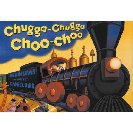 Chugga Chugga Choo-Choo Big Book