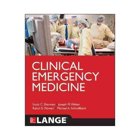 Clinical Emergency Medicine by