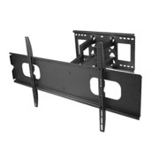 """SIIG Full-Motion 47"""" to 90"""" TV Mount"""