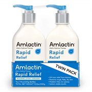 Best Ceramides - AmLactin Rapid Relief Restoring Lotion + Ceramides | Review