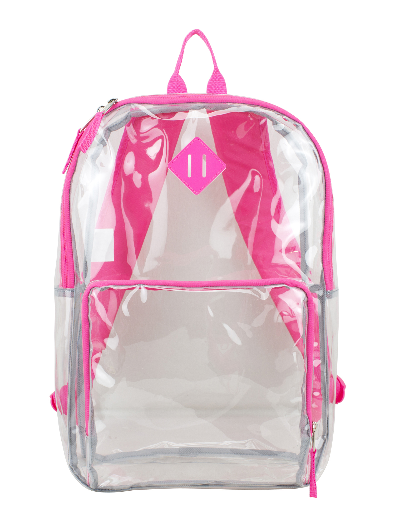 Eastsport - Eastsport Multi-Purpose Clear Backpack with Front Pocket ... 7f3b784b9049c