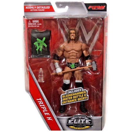 WWE Wrestling Elite Flashback Triple H Action Figure