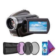 Panasonic VDR-D230 DVD Palmcorder Multicam + Creative Filter Kit