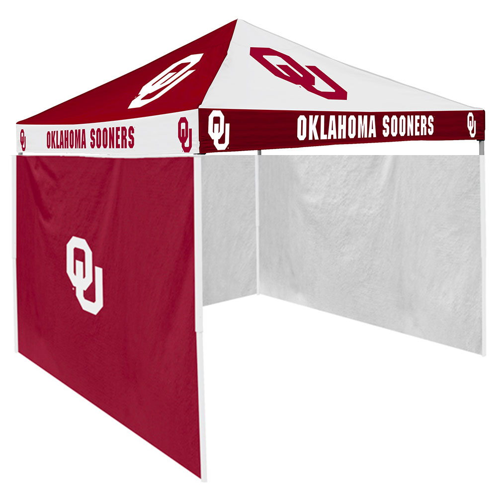 Oklahoma Sooners NCAA 9u0027 x 9u0027 Checkerboard Color Pop-Up Tailgate Canopy Tent  sc 1 st  Walmart & Oklahoma Sooners NCAA 9u0027 x 9u0027 Checkerboard Color Pop-Up Tailgate ...