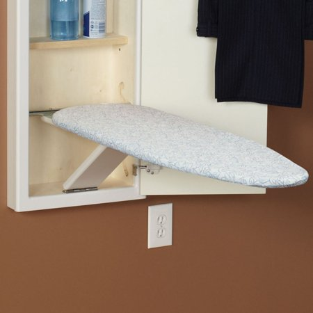 Household Essentials Stowaway Replacement Ironing Board Cover and Pad, (The Best Ironing Board Cover)
