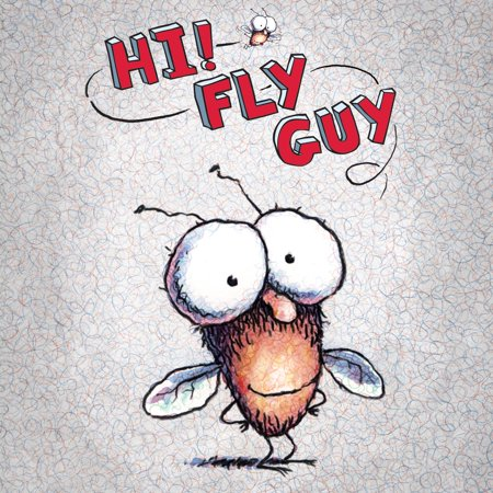 Hi, Fly Guy - Audiobook