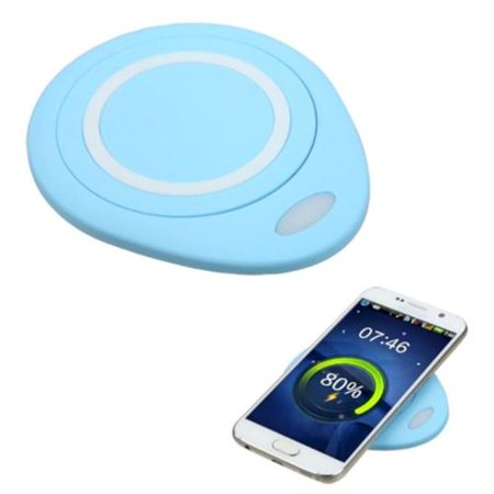 wireless charger iphone wireless charging pad by insten. Black Bedroom Furniture Sets. Home Design Ideas