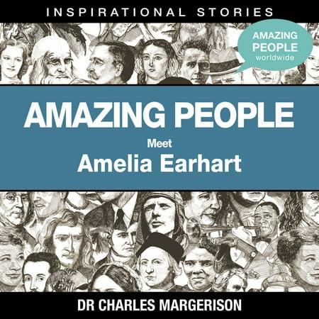 Meet Amelia Earhart - Audiobook (Amelia Earhart Costume For Girls)