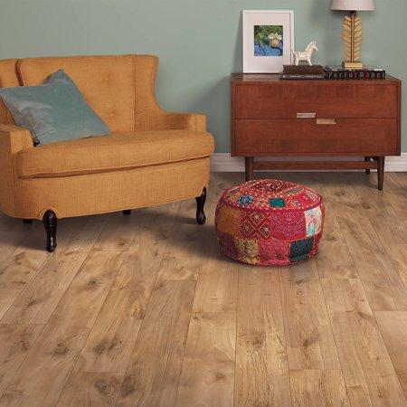 Harmonics Spiced Applewood Laminate Flooring 20 15 Sq Ft
