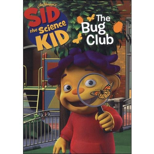 Sid The Science Kid: The Bug Club