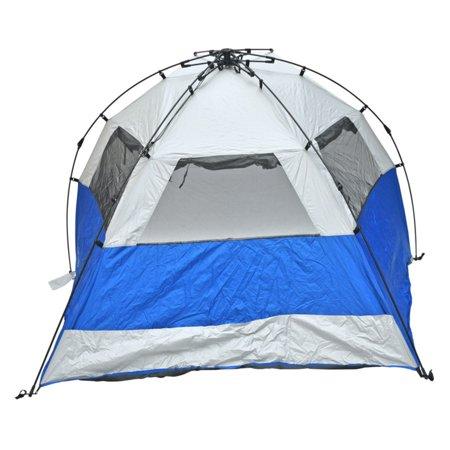 Shadezilla Pop Up Beach Tent Walmart Com