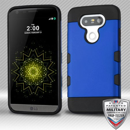 For LG G5 Shockproof Armor Impact Shell TUFF Trooper Hybrid Protector Cover Case](Affordable Trooper Armor)