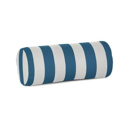 Breakwater Bay Cantwell Sunbrella Stripe Outdoor Bolster Pillow