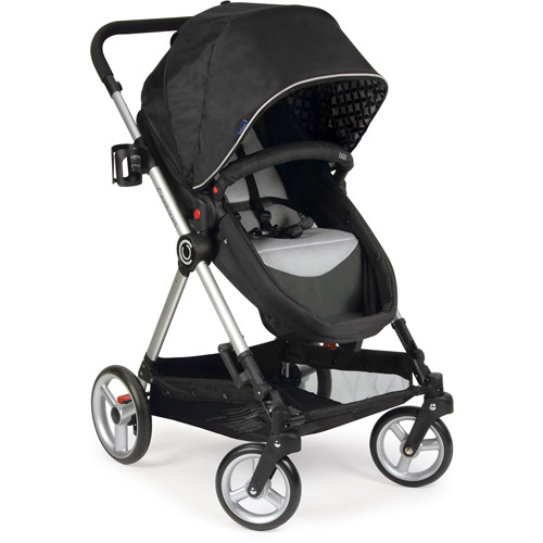 Contours Bliss 4-in-1 Stroller System, Wilshire Black