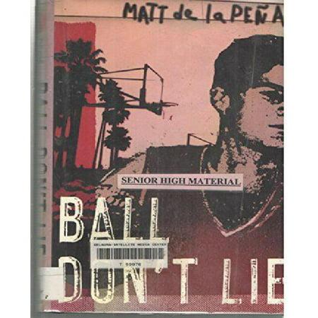 Ball Don't Lie (Don Larsen Ball)