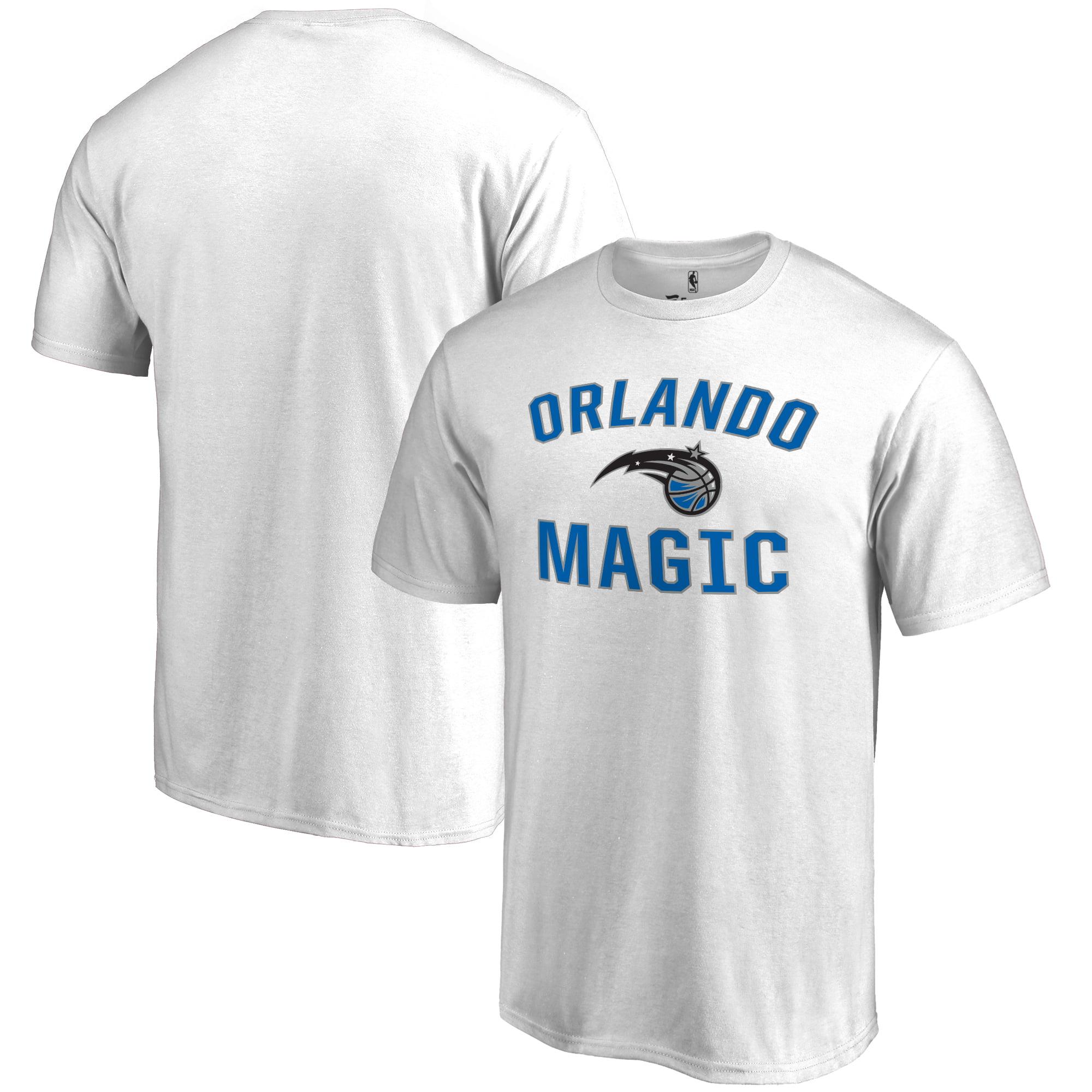 Orlando Magic Big & Tall Victory Arch T-Shirt - White