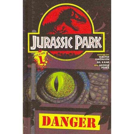 Jurassic Park Vol. 1: Danger by