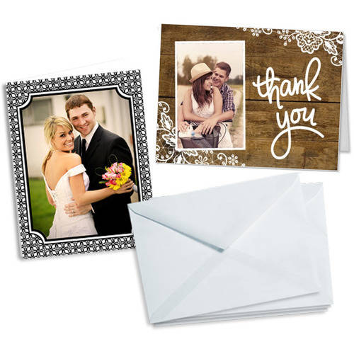 Photo Note Cards, Set of 12