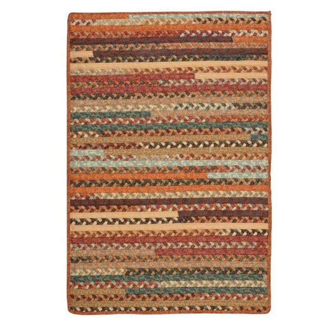 Colonial Mills Olivera Warm Chestnut Area Rug