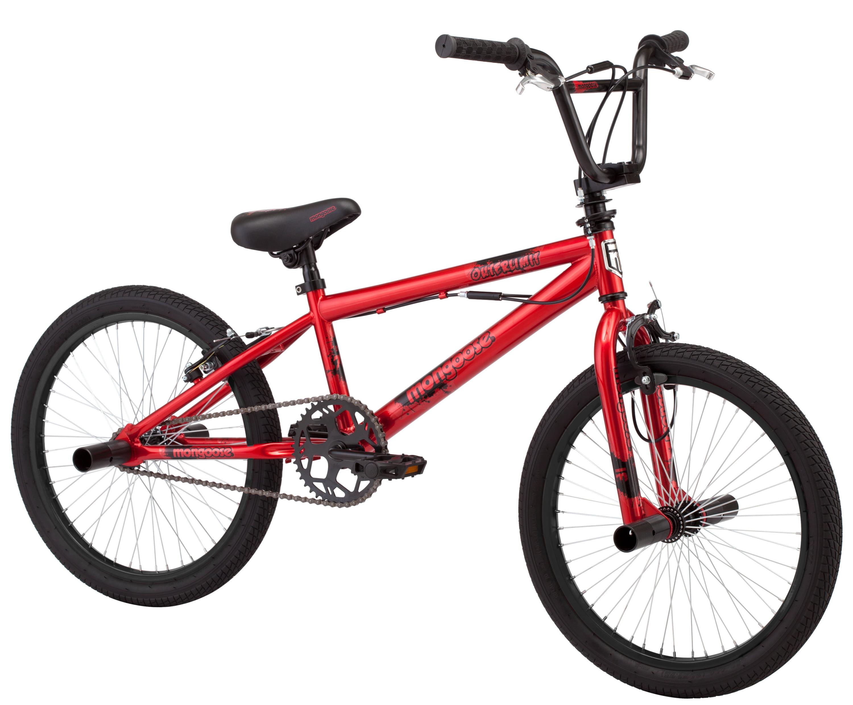 Mongoose Outerlimit Boys' BMX Bike, 20