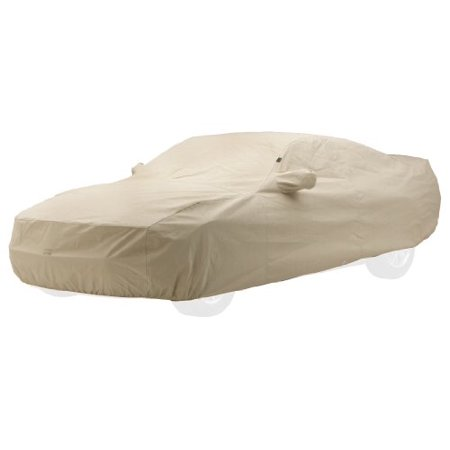 Covercraft Custom Fit Car Cover For Ford F-150 (Technalon Evolution Fabric, Tan)