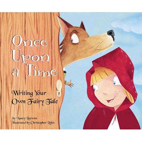 once upon a time writing your own fairy tale walmartcom