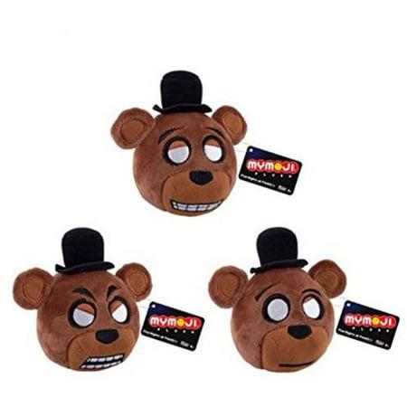 Funko Mymoji Plush  Five Nights At Freddys   Freddy   One Figure Per