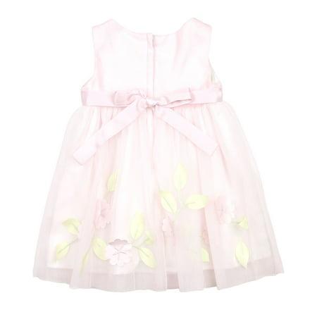 4fb14f94e94a Biscotti Little Girls' Ballerina Dress Flower Blossoms, Sizes 12M-4 - 4T ...