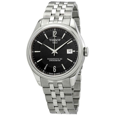 Markers Automatic Chronometer - Tissot Ballade Automatic Chronometer Black Dial Men's Watch T108.408.11.057.00