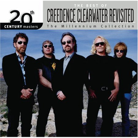 The Best of Creedence Clearwater Revisited: 20th Century Masters (Millennium Collection), By Creedence Clearwater Revisited Format Audio CD From