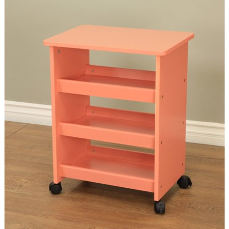 home craft all purpose rolling table multiple colors