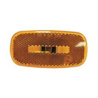 Peterson Mfg V2549A Clearance Light, Amber