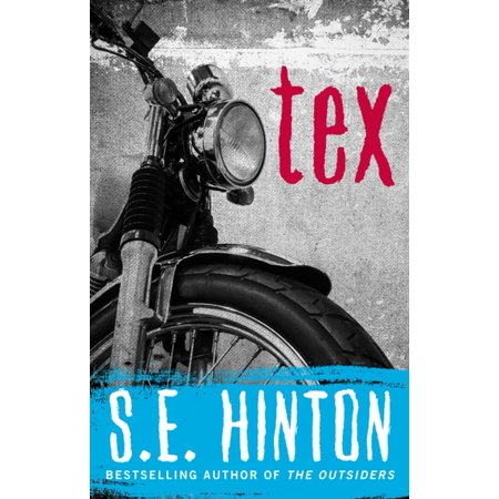 Tex - eBook From celebrated novelist S.E. Hinton, the classic YA novel TEX, now available as an eBook for the first time.Tex McCormick, fifteen, is happy: happy living in a small town in Oklahoma; happy living with his big brother Mason; and especially happy to live next door to his best friend Johnny, and Johnny's sister Jamie. But with money running out and no sign of Pop for months on end, Mason is getting nervous. He's talking about leaving Oklahoma too, for good. Feeling adrift, Tex goes looking for - and finds - trouble. When happiness is impossible to find, how will Tex keep himself and his family together?From the author of THE OUTSIDERS, S.E. Hintons classic story explores the true meanings of strength and vulnerability.In Tex, the raw energy for which Hinton has justifiably reaped praise has not been tamedits been cultivated, and the result is a fine, solidly constructed, and well-paced story.School Library JournalAn ALA Best Books for Young AdultsA School Library Journal Best Books of the YearA New York Public Library Books for the Teen-AgeAn American Book Award Nominee