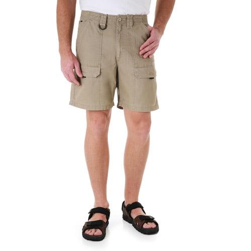 Wrangler Hero - Big Men's Hiker Shorts