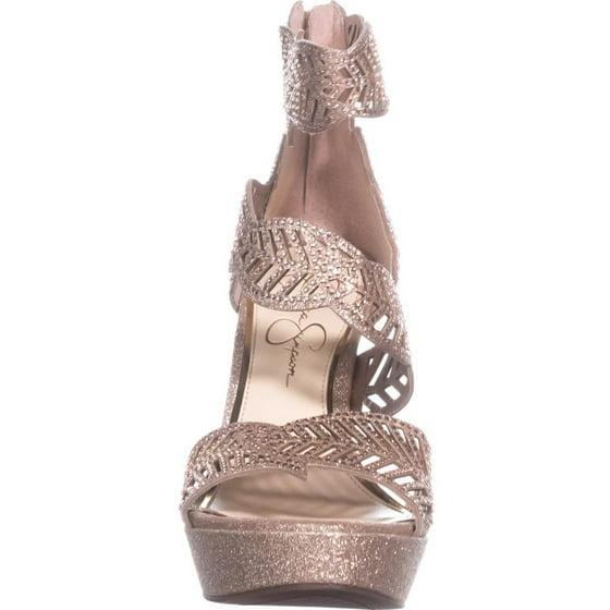 13e04cd5c0f Jessica Simpson - Womens Jessica Simpson Bonilynn Platform Heeled ...