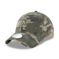 Los Angeles Dodgers New Era Women's Tonal Core Classic 9TWENTY Adjustable Hat - Camo - OSFA